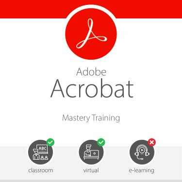 Acrobat Mastery Training