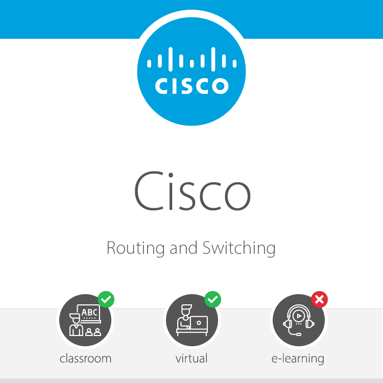 Cisco Routing and Switching Training