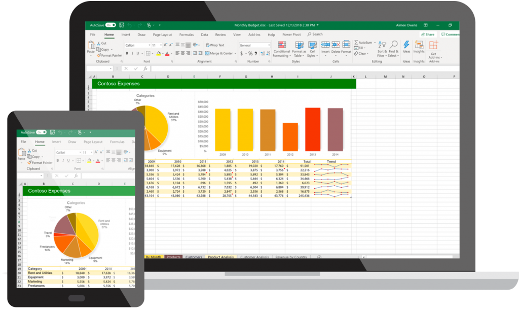 Microsoft Excel Hero