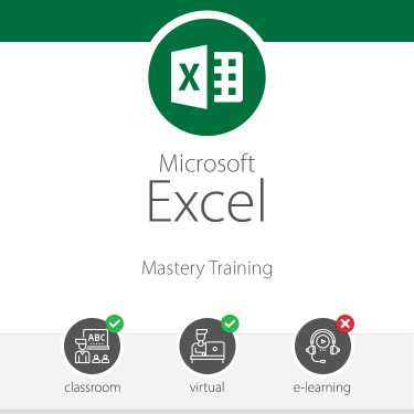 Excel Mastery Training