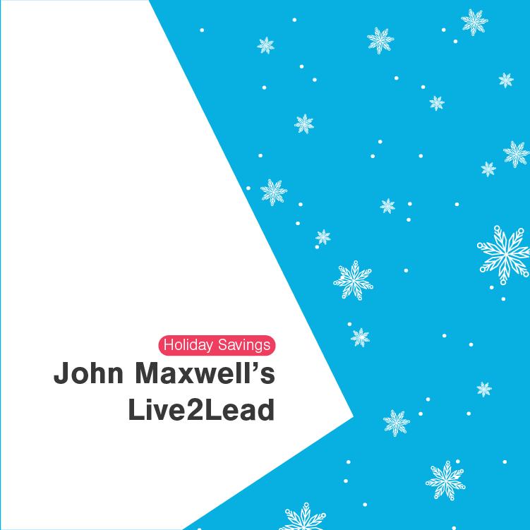 John Maxell's Live2Lead