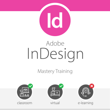 InDesign Mastery Training