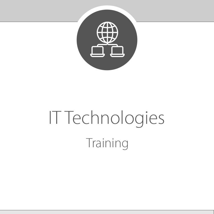 IT Technologies Training