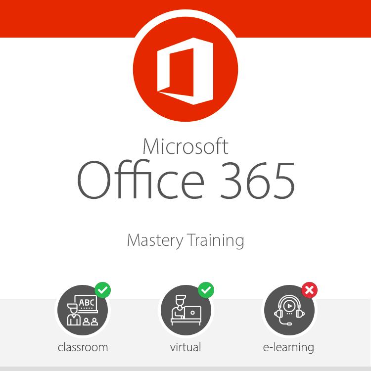 Microsoft Office 365 Mastery Training