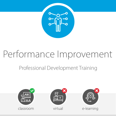 Performance Improvement Training