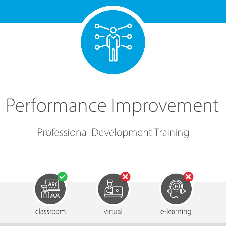 Performance Improvement Training