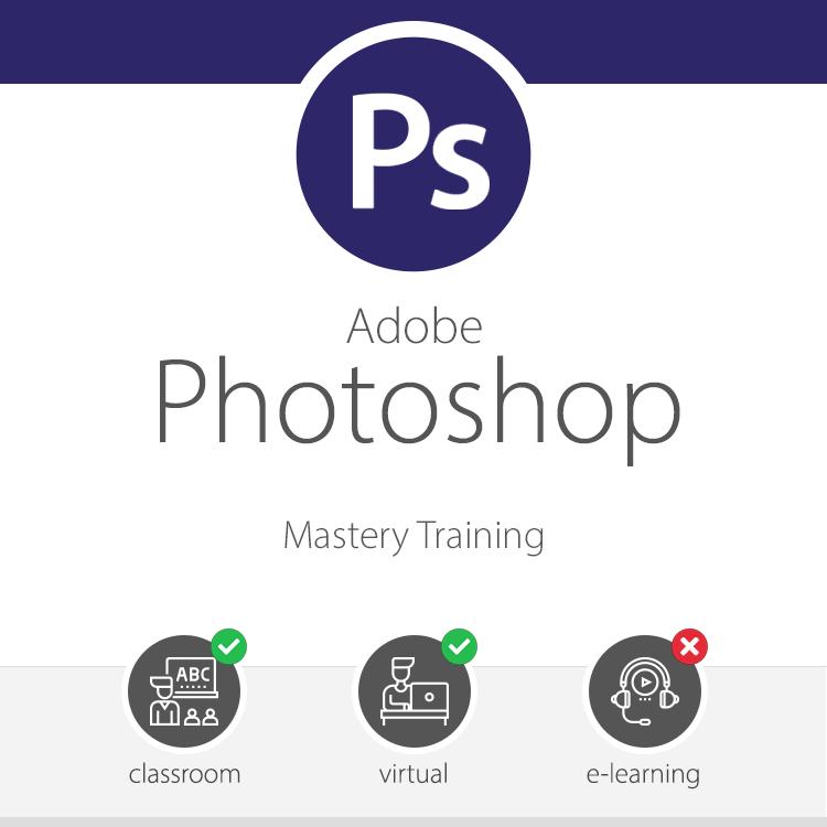 Photoshop Mastery Training