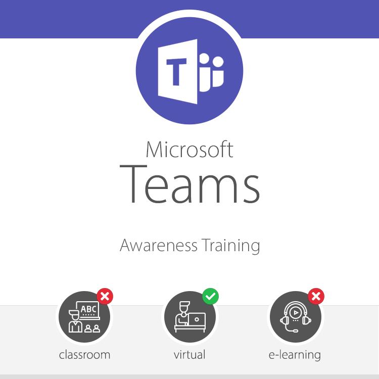 Microsoft Teams Awareness Training