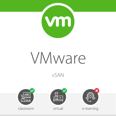 VMware -vSans Training