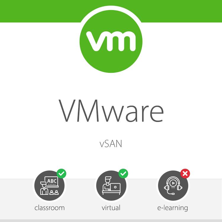 VMware -vSans Training