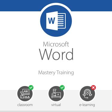 Word Mastery Training